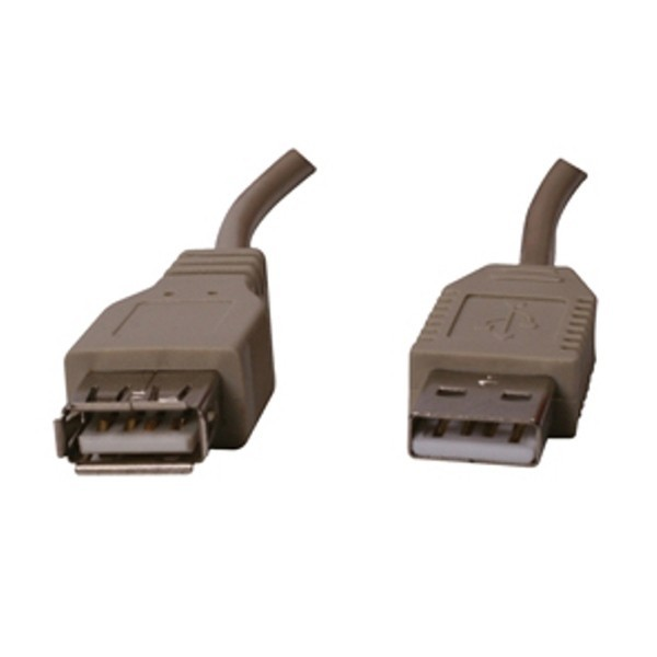 Cablu USB tip A-A CABLE-143/3-BW, 3m