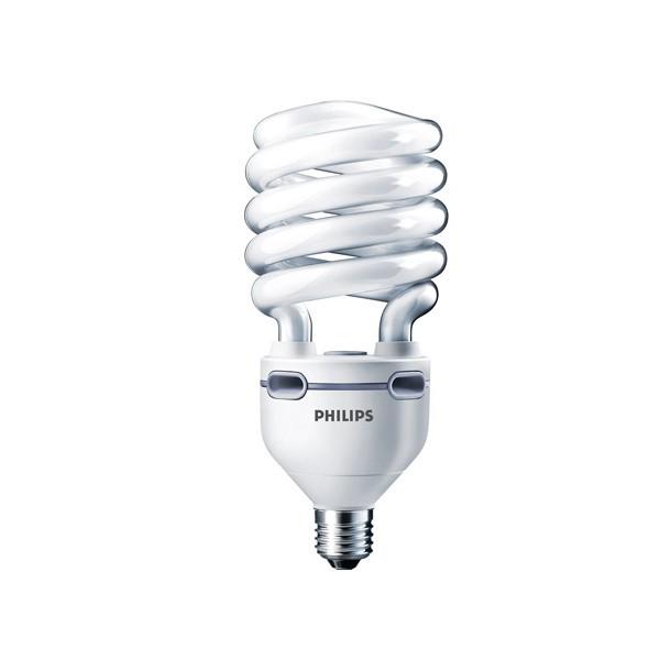 Bec economic E27 Philips Tornado EHL 60W lumina rece