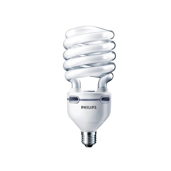 Bec economic E27 Philips Tornado EHL 45W lumina calda