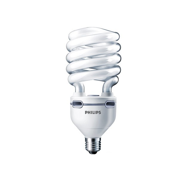 Bec economic E40 Philips Tornado EHL 75W lumina calda