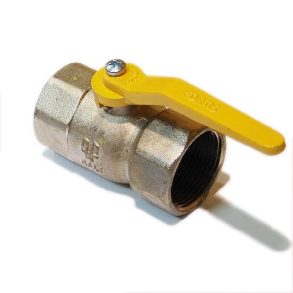Robinet bila gaz, racord filet, Fratelli Fortis, 903, D 2 inch