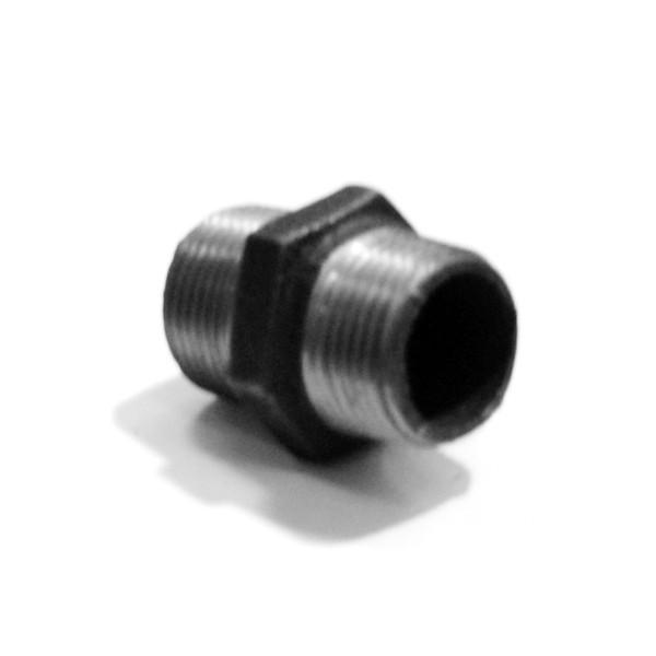Niplu fonta zincata, FE, 1 1/2 inch, 280
