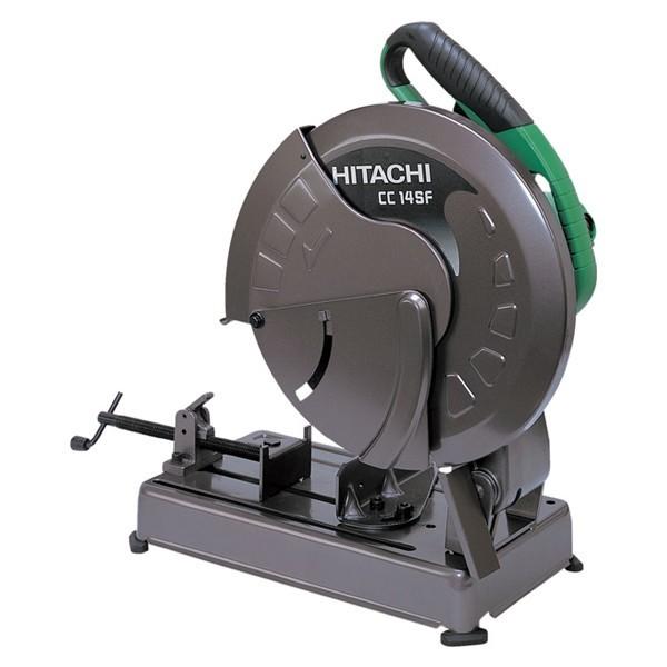 Debitator metale, stationar, Hitachi CC14SF, 2000 W
