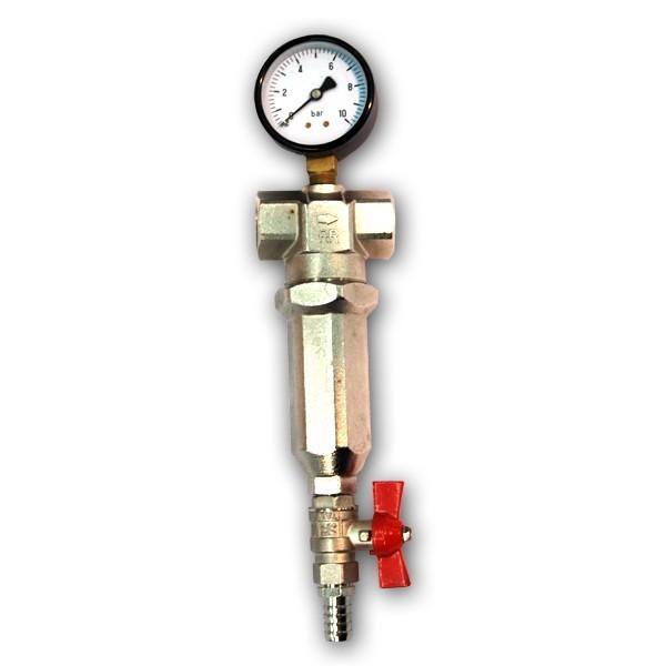 Filtru apa potabila cu autocuratare Remer, 1/2, 39212, cu manom