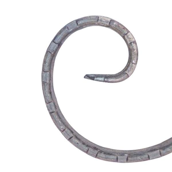 Element fier forjat tip S UNV 40.10, 300 x 100 mm