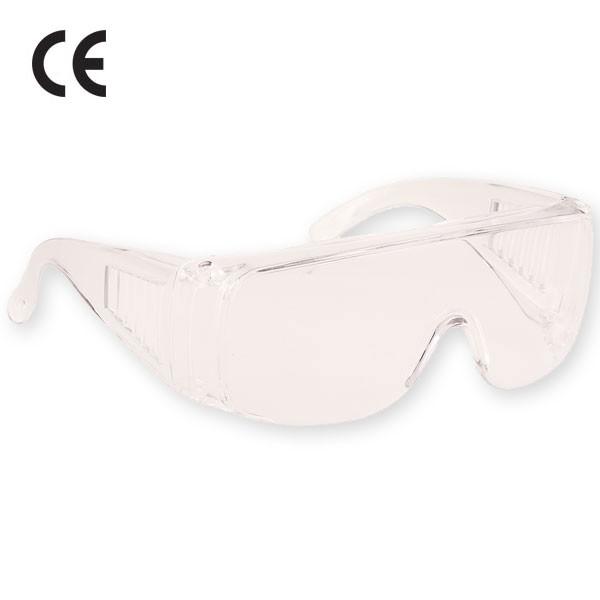 Ochelari de protectie panoramici Marvel 8150, cu ventilatie laterala, transparenti