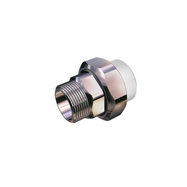 Racord olandez PPR, FE, 40 mm x 1 1/4 inch