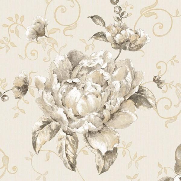 Tapet netesut, model floral, Parato Penelope 7227 10 x 0.70 m
