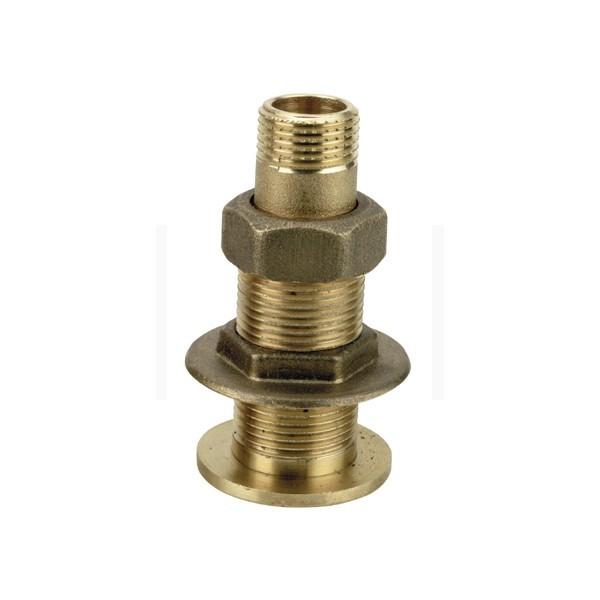 Conexiune cupru bazin, 3 piese, 3/4 inch