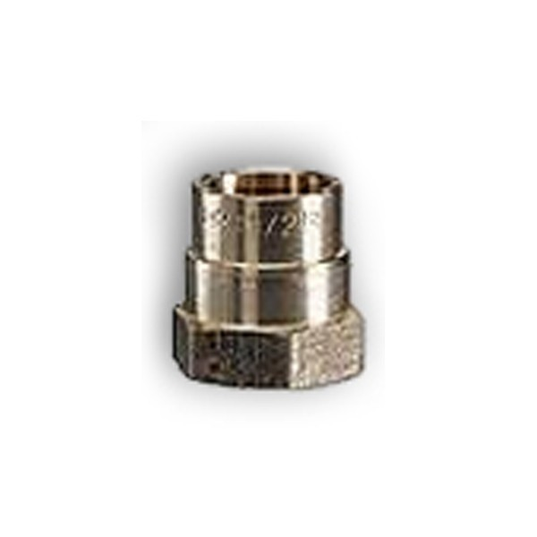 Adaptor cupru, interior-FI, 22 mm x 1/2  inch, 4270G