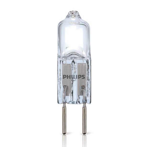 Bec halogen G4 Philips CapsuleLine mini 12V 14W lumina calda