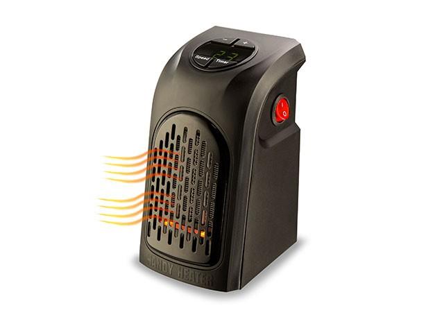 Aparat de incalzit Rovus Handy Heater, 2 trepte, 370 W, termostat reglabil