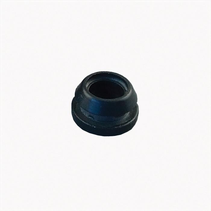 Garnitura pentru banda sau tub de picurare, negru, cauciuc, 8 x 14 mm, set 5 buc