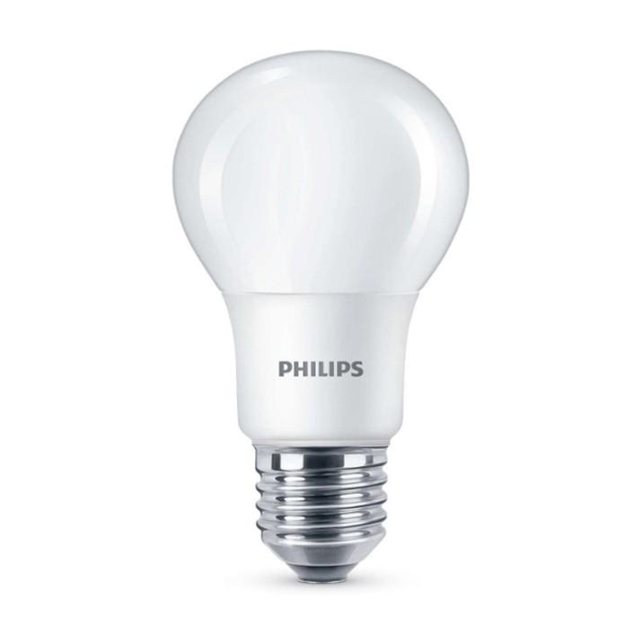 Bec LED Philips clasic A60M E27 7.5W lumina rece