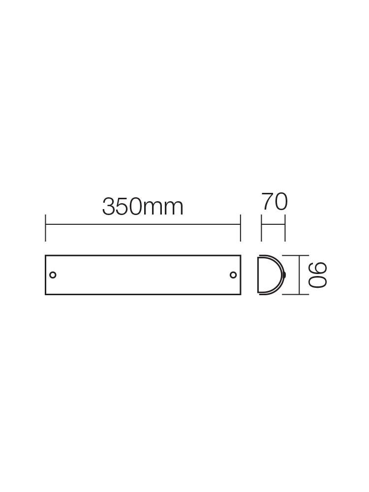 Aplica Gut 05-197, 2 x E14, crom