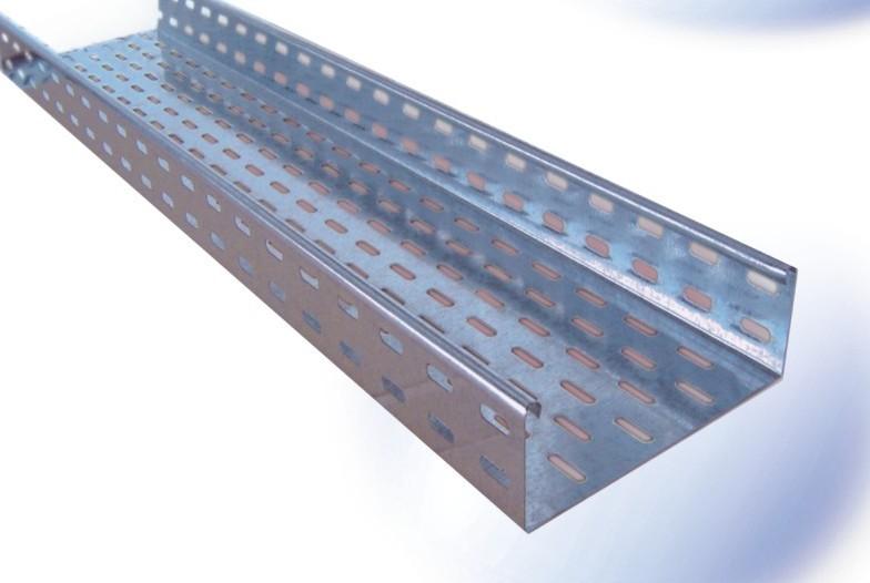 Jgheab metalic 400X60X1mm 12-605