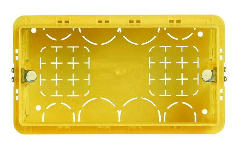 Doza aparat zidarie Bticino 504E, modulara, 4 module