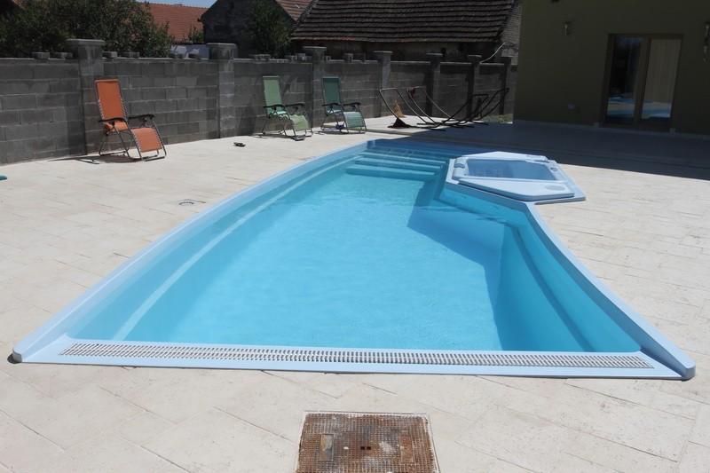 Dedeman piscina capri clasic sistem accesorii piscine for Piscine ingropate