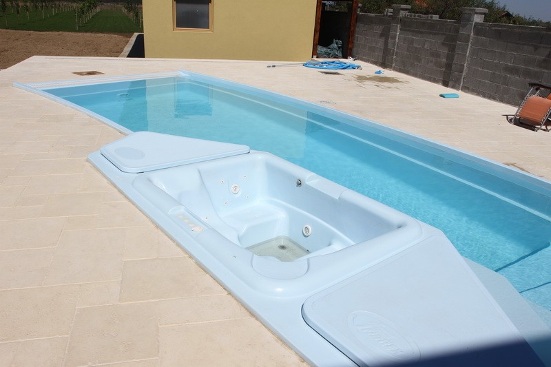 Dedeman piscina capri clasic piscine ingropate piscine for Piscine ingropate