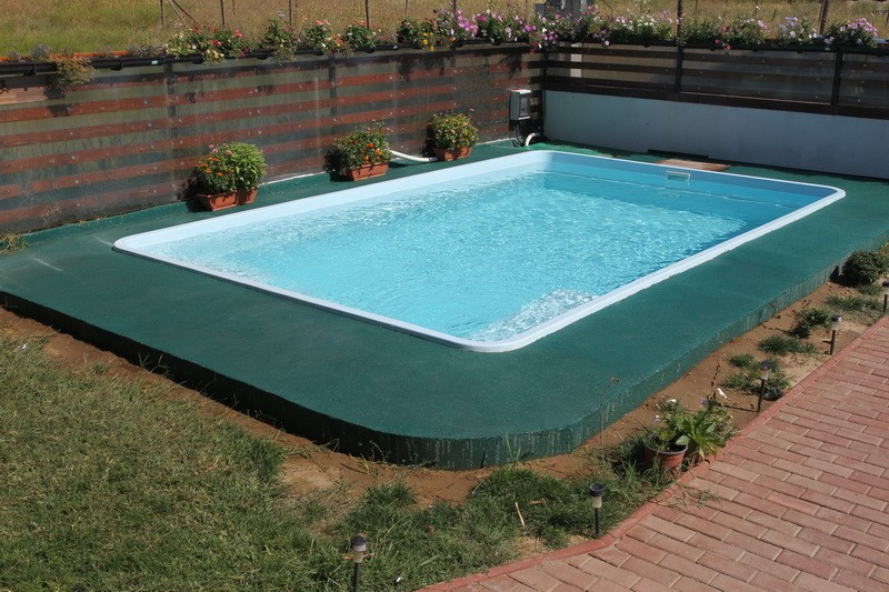 Dedeman piscina creta clasic piscine ingropate piscine for Piscine ingropate