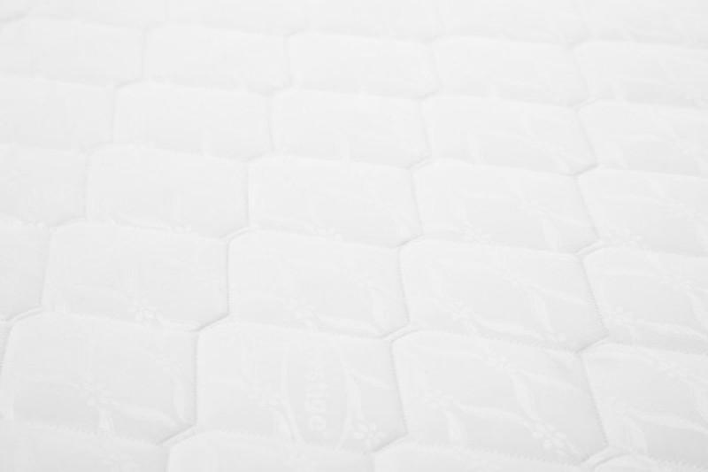 Saltea pat Prestige Diamant Deluxe, superortopedica, 1 persoana, cu spuma poliuretanica si arcuri, 60 x 120 cm