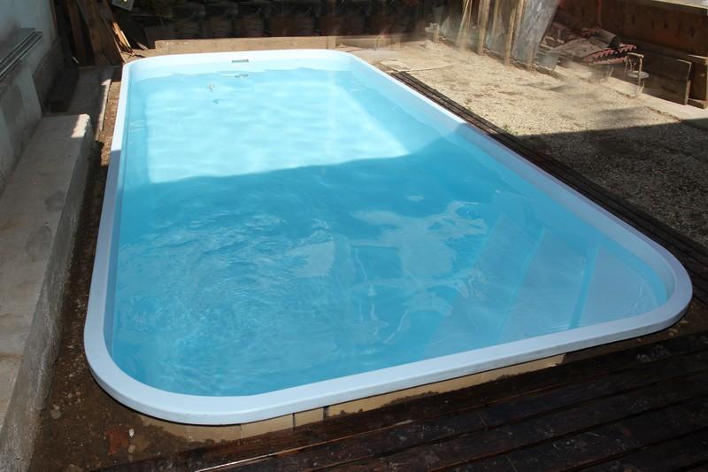 Dedeman piscina venice camin sistem complet piscine for Constructie piscine