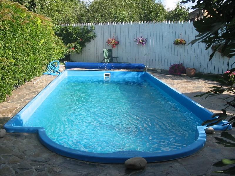 Dedeman piscina romana izolata dedicat planurilor tale for Piscine ingropate