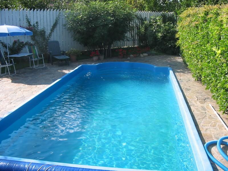 Dedeman piscina romana izolata sistem complet piscine for Piscine ingropate