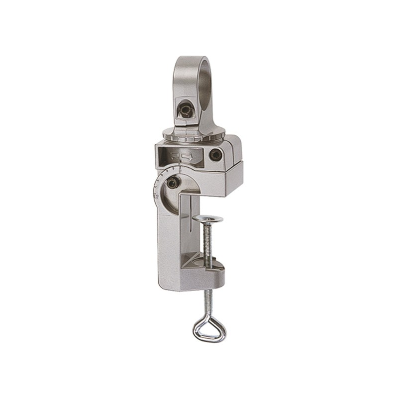 Suport combinat pentru masina de gaurit, Wolfcraft 4800000, diametru 43 mm