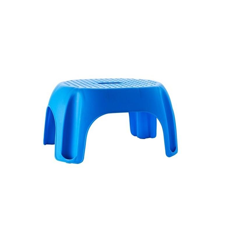 Scaun baie pentru copii A1102603, albastru, 24 x 33 x 25 cm