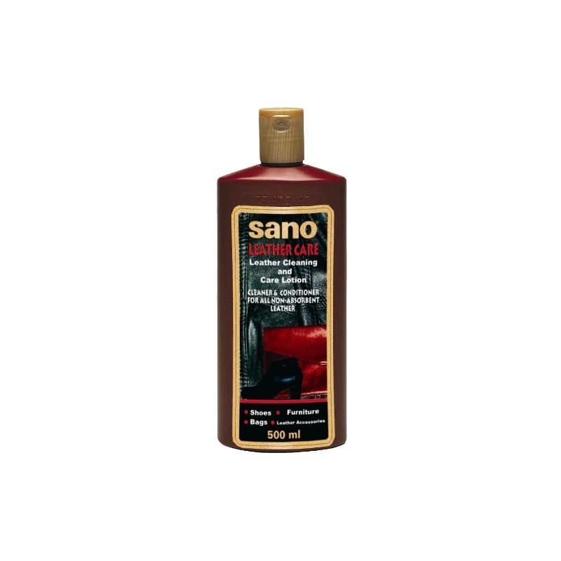 Solutie curatare piele Sano, 500 ml