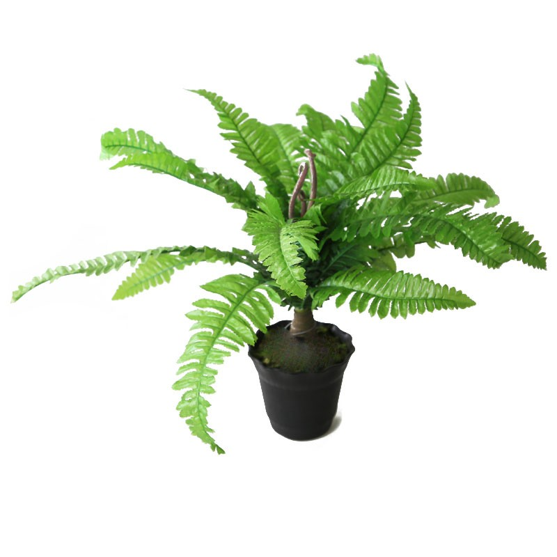 Floare artificiala, BF14-5015, verde, 50 cm