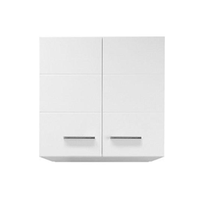 Corp hota bucatarie Diva 60A, alb + alb lucios, 60 x 30 x 57 cm, 1C