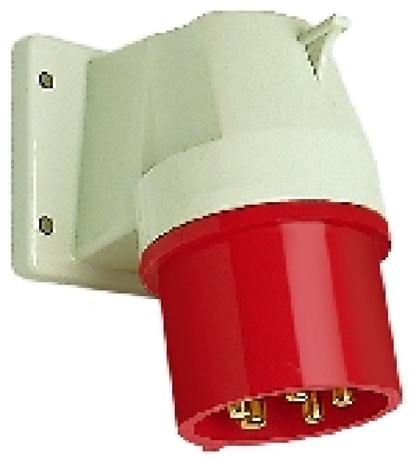 Fisa CCE Walther 631, 5P, 32A, 400V, IP44