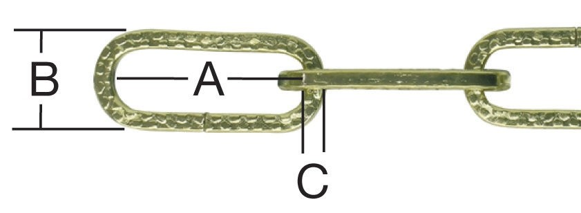 Lant auriu cu za din otel patrat 2 mm