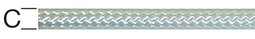 Sfoara din nylon, 3.5 mm