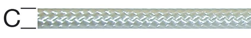 Sfoara din poliamida, 4 mm
