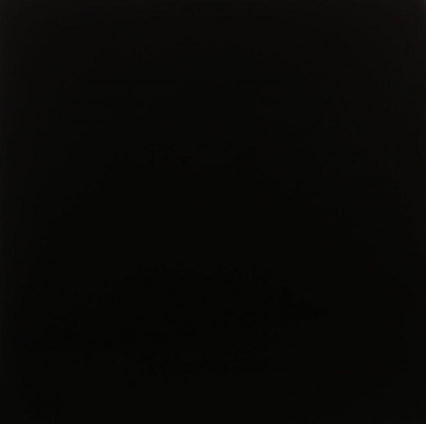 Gresie exterior / interior portelanata Iron V6005 black, lucioasa, 60 x 60 cm