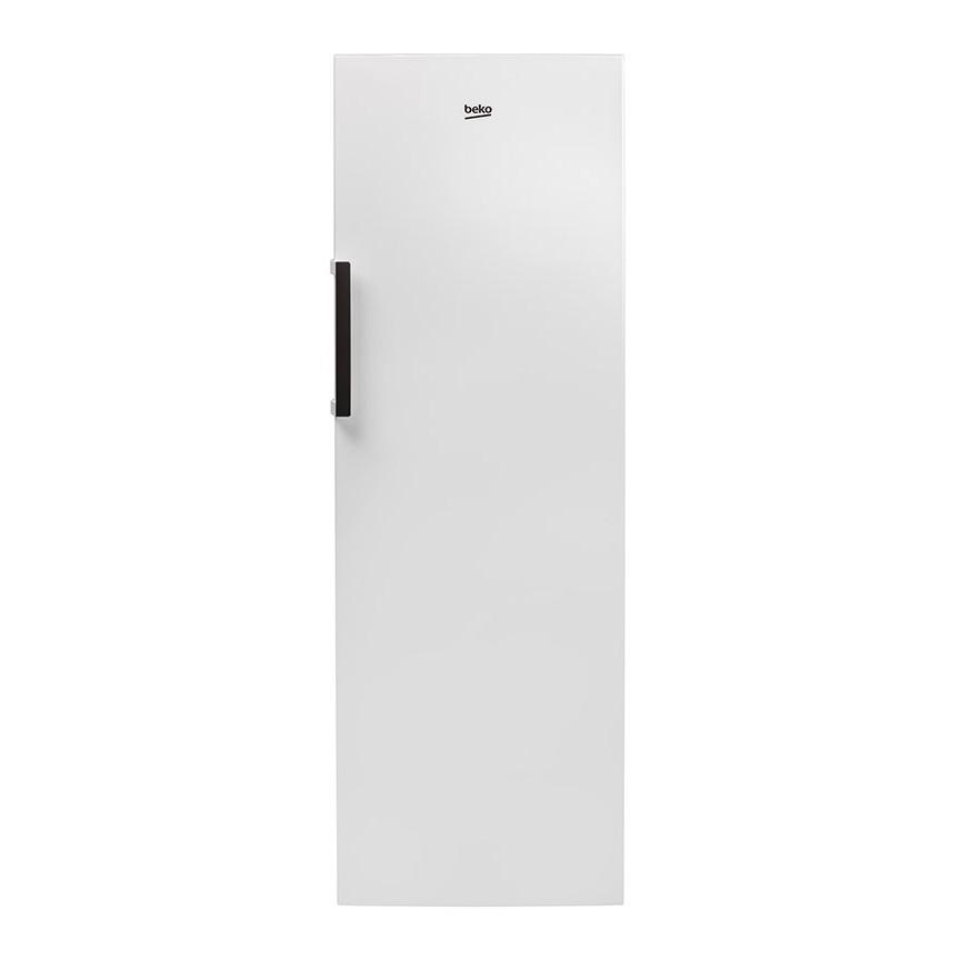Congelator Beko RFNA312K21W, 277 litri, clasa A+, NoFrost,  8 sertare, inaltime 185.3 cm, termostat reglabil, alb