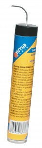 Stilou si cositor cu sacaz de lipit SMA SWCU 1/17, 1 mm, 17 g