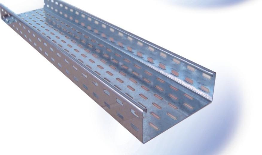 Jgheab metalic 200X35X0,75mm 12-303