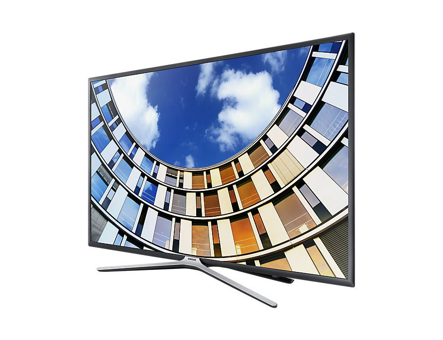 Televizor LED Smart Samsung UE32M5502AKXXH, diagonala 80 cm, Full HD, negru