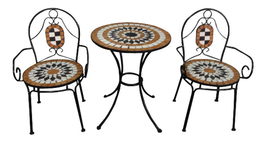 Dedeman set masa cu 2 scaune pentru gradina ylm5029 din for Masa cu scaune dedeman