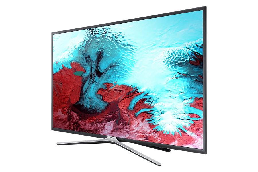 Televizor LED Smart Samsung UE40K5502AKXXH, diagonala 101 cm, Full HD, gri