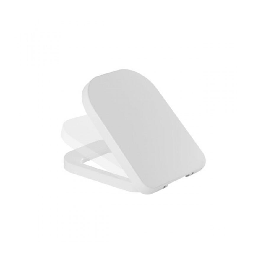 Set vas WC suspendat + capac soft close Sanindusa Look 134932004, 34.2 x 42.9 x 36 cm