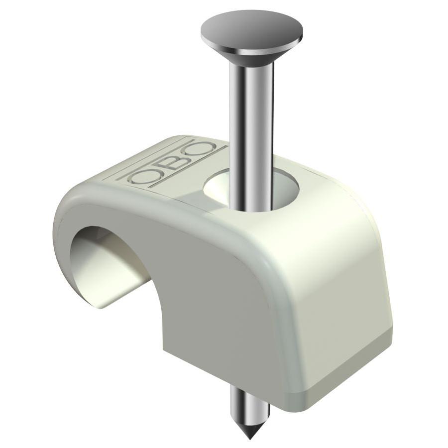 Clips cu cui 30 PT0 pentru diametru cablu 10 - 14 mm 2228823