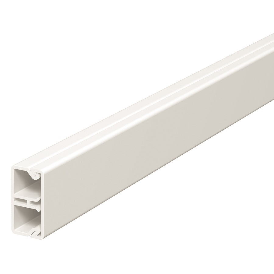 Canal cablu WDK 6168728, 20 x 50 mm, alb crem