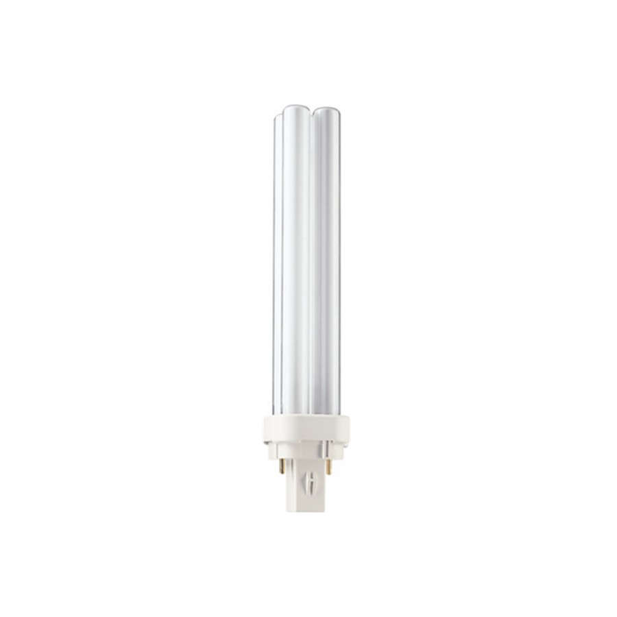 Bec economic G24D-3 Philips Master PL-C 2P 26W lumina neutra