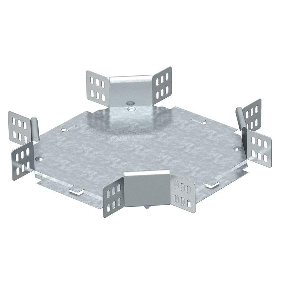 Piesa cruce FS RKS 60 6043615, otel, 60 x 100 mm