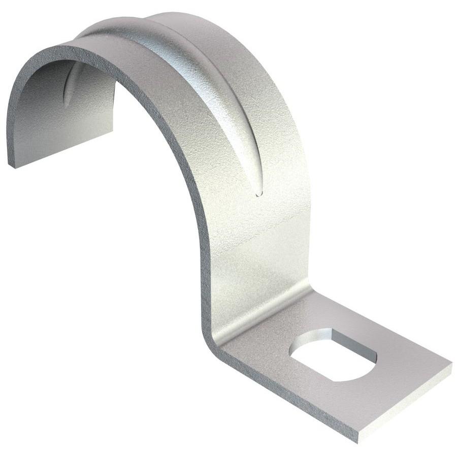 Brida zincata pentru teava 7 mm 1003070